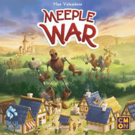 Cool Mini or Not Meeple War