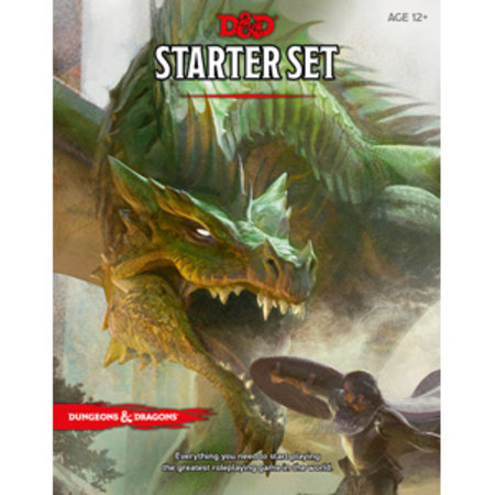 Wizards of the Coast D&D 5th Edition Starter Set