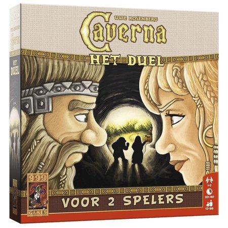 999-Games Caverna: Het Duel