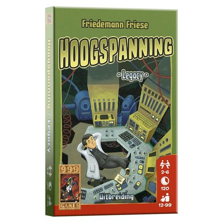 999-Games Hoogspanning: Legacy