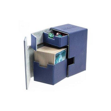 Ultimate Guard Ultimate Guard Flip'n'Tray Deck Case Xenoskin 100+ Blue