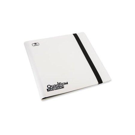 Ultimate Guard Ultimate Guard 12-Pocket QuadRow FlexXfolio White