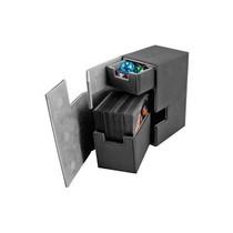 Ultimate Guard Flip ́n ́Tray Deck Case Xenoskin 80+ Black