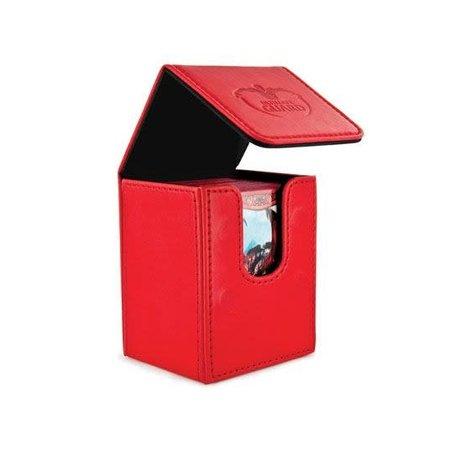 Ultimate Guard Ultimate Guard Flip Deck Case 100+ Red