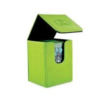 Ultimate Guard Flip Deck Case 100+ Green