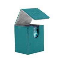 Ultimate Guard Flip Deck Case Xenoskin 100+ Petrol Blue