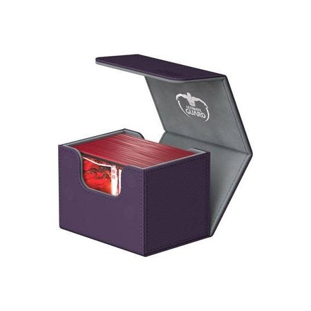Ultimate Guard Ultimate Guard Sidewinder Deck Case Xenoskin 100+ Purple