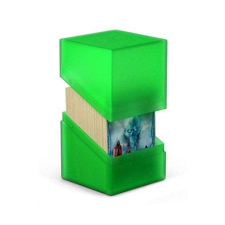Ultimate Guard Ultimate Guard Boulder Deck Case 100+ Emerald