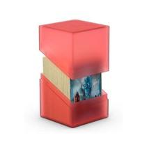 Ultimate Guard Boulder Deck Case 100+ Ruby