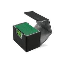 Ultimate Guard Sidewinder Deck Case Xenoskin 80+ Black