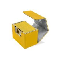 Ultimate Guard Sidewinder Deck Case Xenoskin 80+ Amber
