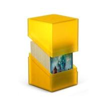 Ultimate Guard Boulder Deck Case 100+ Amber