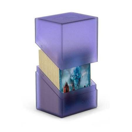 Ultimate Guard Ultimate Guard Boulder Deck Case 80+ Amethyst