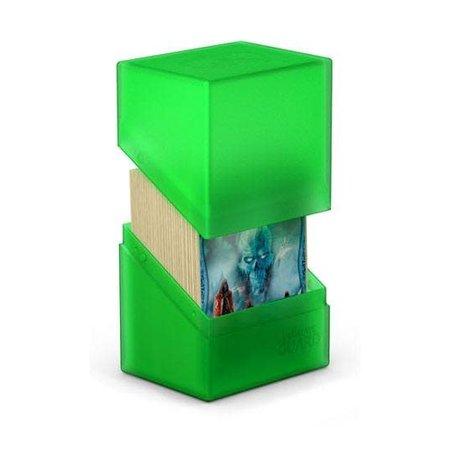 Ultimate Guard Ultimate Guard Boulder Deck Case 80+ Emerald