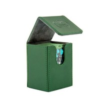 Ultimate Guard Flip Deck Case Xenoskin 80+ Green