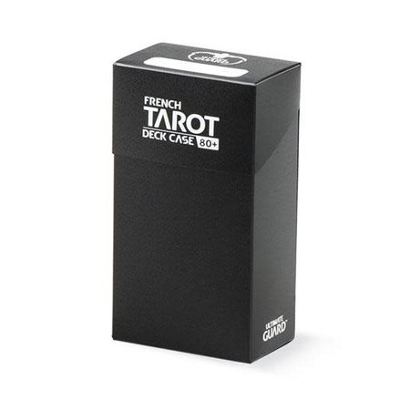 Ultimate Guard Ultimate Guard (French) Tarot Deck Case 80+ Black