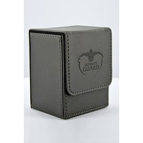 Ultimate Guard Flip Deck Case Standard 80+ Black