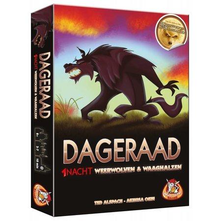 White Goblin Games 1 Nacht Weerwolven & Waaghalzen: Dageraad