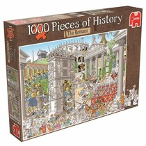 1000 Pieces of History - The Romans