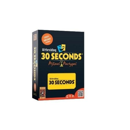 999-Games 30 Seconds Uitbreiding