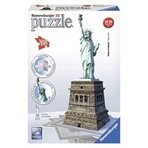 3D puzzel: Statue of Liberty UC