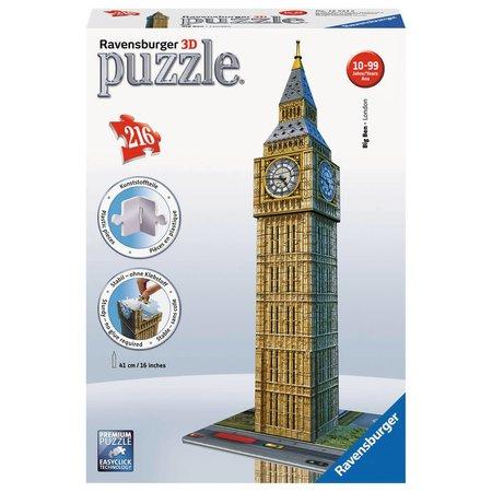 Ravensburger 3D Puzzle: Big Ben (216)