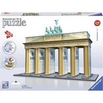3D Puzzle: Branderburger Tor (324) UC