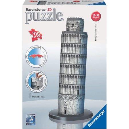 Ravensburger 3D Puzzle: Toren van Pisa (216)