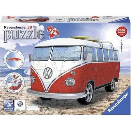 Ravensburger 3D Puzzle: Volkswagen T1 (162)