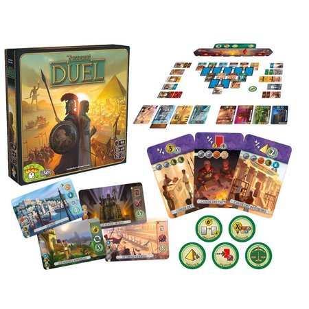 Repos Production 7 Wonders: Duel