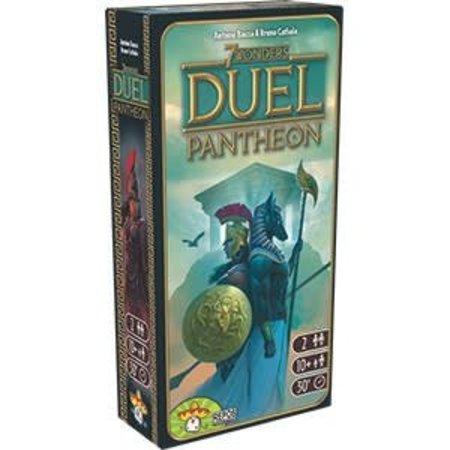 Repos Production 7 Wonders: Duel Pantheon - Uitbreiding