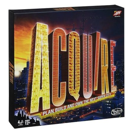 Avalon Hill Acquire Revised (Eng)