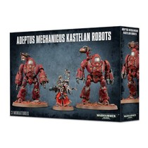 Adeptus Mechanicus: Kastelan Robots & Datasmith