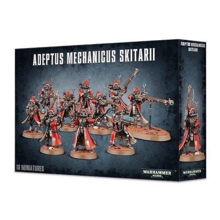 Games Workshop Warhammer 40,000 Imperium Adeptus Mechanicus: Skitarii Rangers/Vanguard