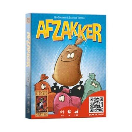 999-Games Afzakker