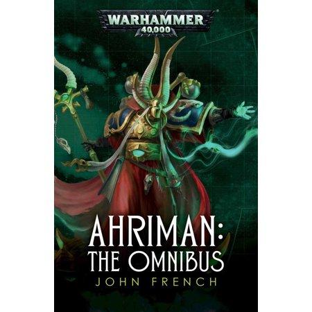 Black Library Ahriman: The Omnibum (Ahriman Exile, Ahriman Sorcerer, Ahriman Unchanged)