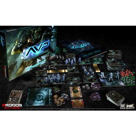 Prodos Games Alien vs. Predator the Hunts Begins Boardgame