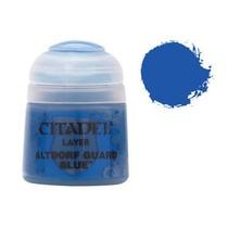 Citadel Paints: Altdorf Guard Blue (Ultramarines Blue)
