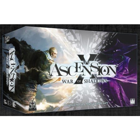 Stone Blade Ascension X War of Shadows