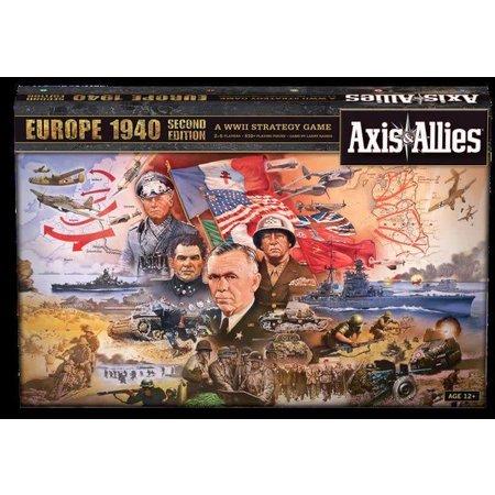 Avalon Hill Axis & Allies Europe 1940