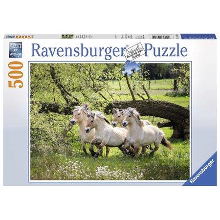 Ravensburger Noorse Fjordenpaarden (500) UC