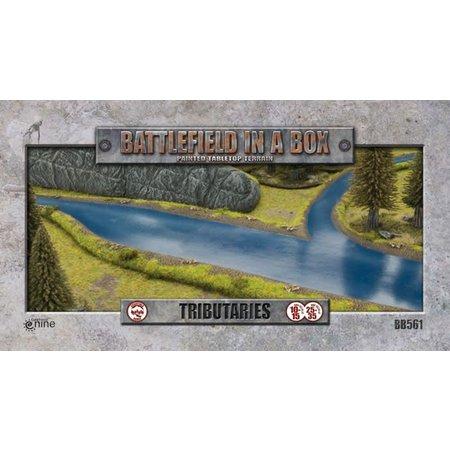 GaleForce Nine Battlefield in a Box: Tributaries