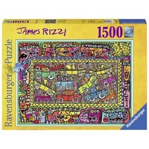 We are on our way to the party! James Rizzi (1500)