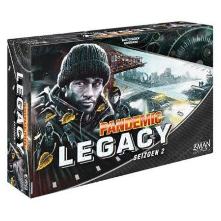 Z-Man Games Pandemic Legacy Seizoen 2: Zwart [NL]
