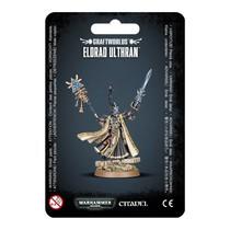 Warhammer 40,000 Xenos Aeldari Craftworlds: Eldrad Ulthran