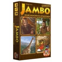 Jambo: Nieuwe Avonturen en Ontmoetingen uc