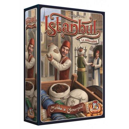 White Goblin Games Istanbul: Mokka en Smeergeld uc