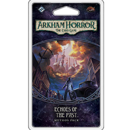 Fantasy Flight Arkham Horror LCG: Echoes of the Past