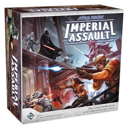 Fantasy Flight Star Wars: Imperial Assault (Eng)