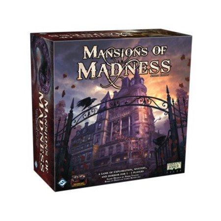 Fantasy Flight Mansions of Madness 2nd Edition (Eng)